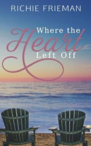 Where the heart left off by Richie frieman